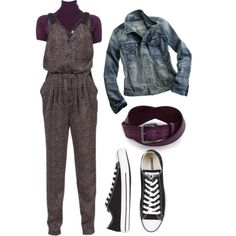 """Summer-Fall Transition 2"" by vaninadocemood on Polyvore"