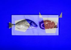 Fish & Cow - Restaurant Graphic Profile | #melvaeroglien - See more of our #design work at → m-l.no