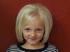 Image detail for -Best Cute Simple & Unique Little Girls Kids Hairstyles Haircuts