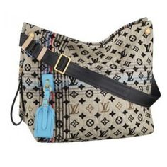 LV Bohemian Handbag M40382 Sling Bag Sling Bag Blue! Only $148.3USD