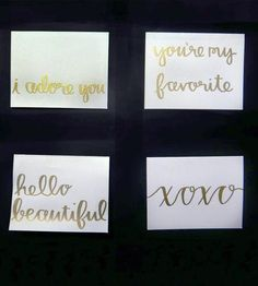 """""""Love"""" Greeting Cards – 12-Pack 
