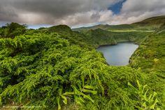 Lagoa Comprida - Landscape, Azores, Portugal by Luis Godinho