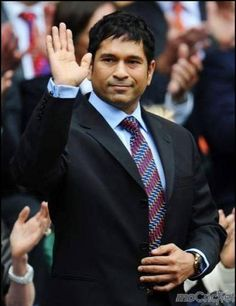 Sachin Tendulkar is one of cricket's all-time greatest batsmen. He won a World Cup in 2011. For exclusive pictures click http://mocricket.com/