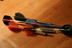 Šipky... Arrows