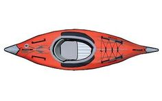 Read our newest article Advanced Elements AdvancedFrame Kayak Review on https://www.reelchase.com