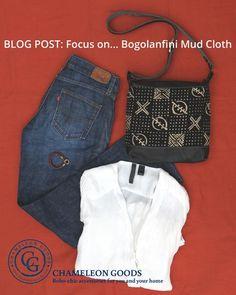 Read our blog post on Bogolanfini Mud Cloth #blogpost #mudcloth