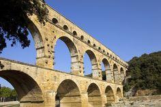 Pont du Gard Bridge