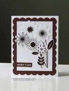 I Card Everyone : Winnie & Walter In Bloom: Eva's Favorite Flowers Cutaways