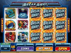 Hit the Jackpot! with 'BreakAway' Slot game