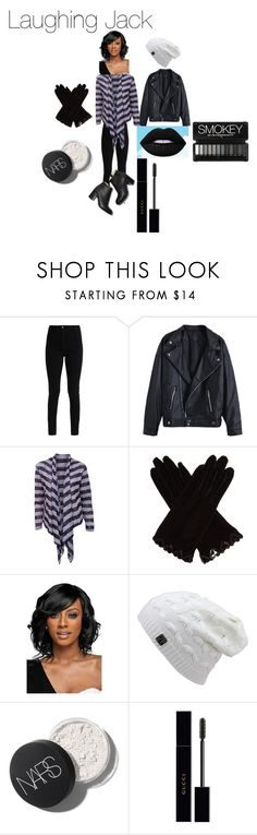 """Laughing Jack Creepypasta"" by tori-camilleri on Polyvore featuring AGNELLE, WithChic and Gucci"