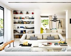 Modern home design My Home Design, Home Interior Design, House Design, Design Room, Room Interior, Modern Interior, Home Living Room, Living Room Decor, Living Spaces