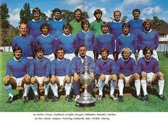 Everton FC - Football League Champions 1969-70