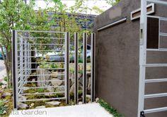 シャープな外構と、自然な植栽が織りなす、上質な空間(兵庫県)10