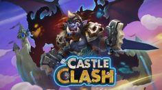 Castle Clash TREILER, ИГРАТЬ ЗДЕСЬ! Битва Замков КЛАССНЫЙ ТРЕЙЛЕР!