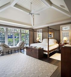 Master Bedroom Design Ideas, Pictures, Remodel, and Decor - page 5