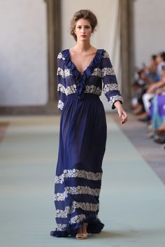 Luisa Beccaria Spring 2012 Ready-to-Wear Fashion Show Collection
