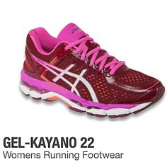 Gel-Kayano 22 Running Shoes From ASICS