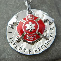 Love my Firefighter..