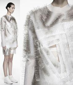 """""""Fashioning the intangible"""": the conceptual clothing of Ying Gao exhibition at the UQAM Centre de Design, Montréal - Québec ( L'intangible en tant que matière : créations vestimentaires de Ying Gao au Centre de design de l'UQAM) + on http://www.arcstreet.com"""