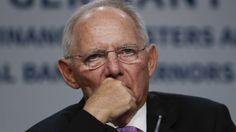 Wolfgang Schäuble sieht sich mit Vorwürfen von Seiten Sigmar Gabriels konfrontiert.