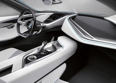 BMW EfficientDynamics Concept Interior