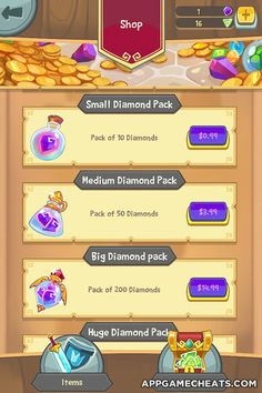 Road to Be King Hack & Cheats for Diamonds & No Ads Unlock  #Adventure #RoadtobeKing #Strategy http://appgamecheats.com/road-to-be-king-hack-cheats/