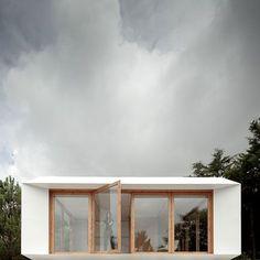 Cool modular prefab house More