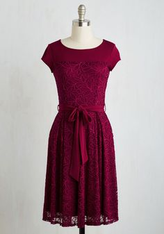 maybe a good choice for rehearsal dinner? Charm Committee Dress | Mod Retro Vintage Dresses | ModCloth.com