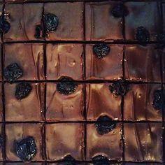 Our famous Black Forest Caramels ready to be packaged. #chocolate #handmade #candy #caramel #belgianchocolates #gourmet #blackforest #Foxburg #Pennsylvania #artisan #dessert #divanichocolate #gofoxburg #cherry #darkchocolate