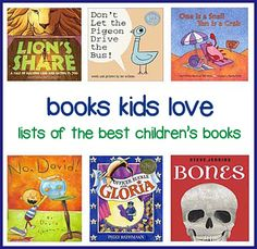 great site for finding the best children's books created by teachers who use children's books everyday... the-best-childrens-books.org