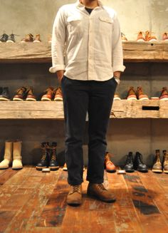 Red Wing Shoes Korea Daily Coordination  #8113