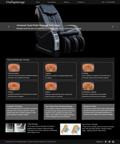 Vendingmassage  Design by Dnationsoft