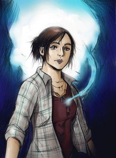 Beyond Two Souls by LadyDeadPooly.deviantart.com on @deviantART