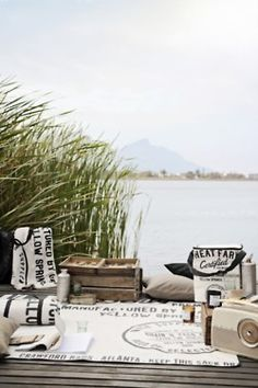 picnic, French picnic, shabby and French chic