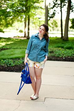 12 Ways to Style Chambray: As an excuse to prints-cercise #theeverygirl #style #summer