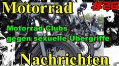 Motorrad Clubs gegen sexuelle Übergriffe | Ankerberg kleiner | XV950 Ult...