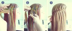Basic Weaves and Braids Step by Step Guide for Beginners 014