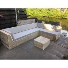 Backyard Furniture, Diy Outdoor Furniture, Outdoor Decor, Wooden Garden Gazebo, Garden Seating, Outdoor Couch, Outdoor Seating, Wooden Sofa, Garden Buildings