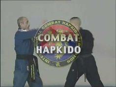 Combat Hapkido Defense Against a Throat Grab - YouTube
