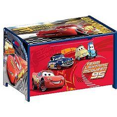 Disney Cars Room - Toy Box - Kmart $49.99