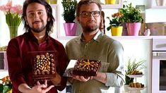 Mazurek czekoladowy Chef Jackets, Cooking, Pies, Kitchen, Brewing, Cuisine, Cook