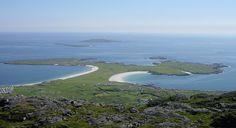 Gorteen and Dog's Bay by mtye, via Flickr