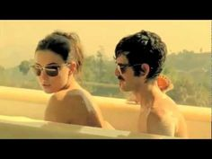 """No pienso en ti, solo te siento... pasando por mi como un dulce viento."" Super-sexy music video / online commercial from Devendra Banhart and Oliver Peoples."