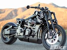 P120 Fighter - Confederate Motorcycles