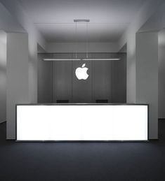 Apple Reception Desk