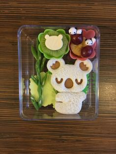 "While the word ""bento"" originated from Japan, the Filipino word ""imbento"" means ""to invent"". 