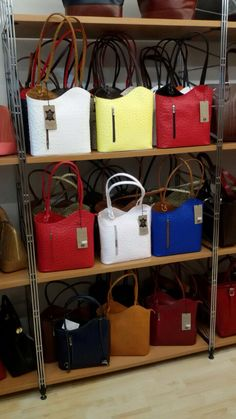Leather Bags Borse di pelle Made In Italy