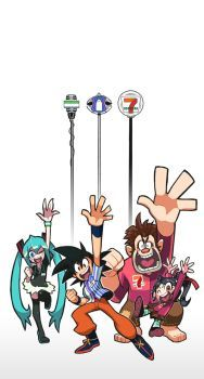 Convenience character Campaign war in Japan by Gashi-gashi on DeviantArt Cartoon Art Styles, Cartoon Drawings, Posca Art, Cartoon As Anime, Cartoon Crossovers, Art Reference Poses, Fandom, Character Illustration, Disney Art