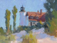 "Troy Kilgore | ""Point Betsie Lighthouse"""