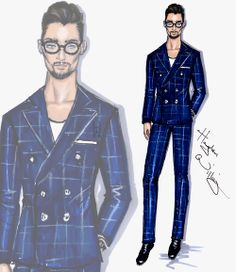 Best of Brit Style: David Gandy by Hayden Williams❥|Mz. Manerz: Being well dressed is a beautiful form of confidence, happiness & politeness